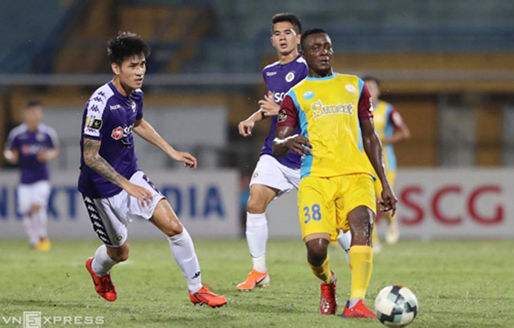 Khánh Hoà, Hà Nội, V-League