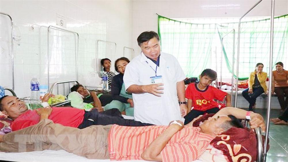 Gia chánh Văn On,Đắk Lắk, 250 người phải nhập viện, cấp cứu, ngộ độc thực phẩm, ngộ độc tiệc cưới tại huyện Buôn Đôn, gia đình bà Phạm Thị Minh Thúy,