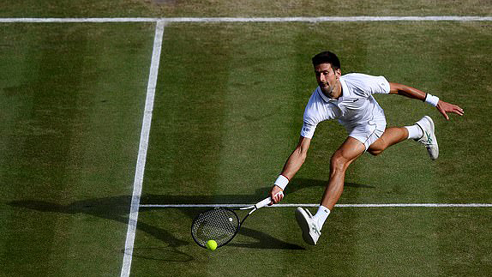Federer, Djokovic, Wmbledon, Wimbledon 2019, trung kết Wimbledon 2019