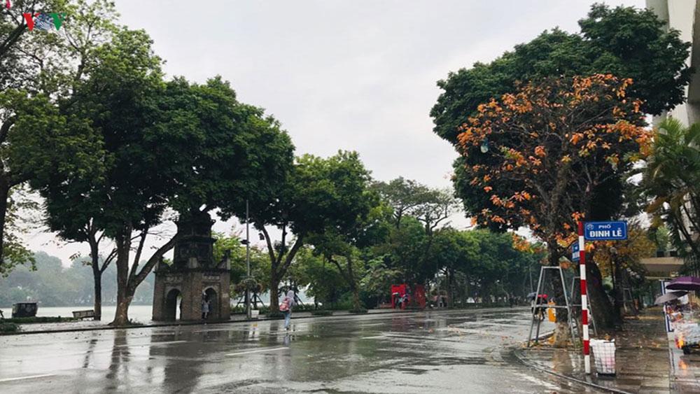 Dự báo thời tiết hôm nay, Miền Bắc, có mưa dông, đề phòng lốc, sét