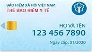 Thay thẻ bảo hiểm y tế giấy bằng điện tử từ tháng 1-2020