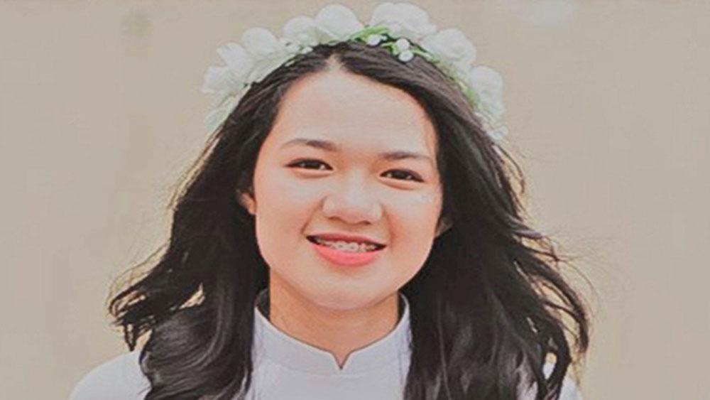 Thủ khoa khối A1 cả nước, ước mơ thành doanh nhân, Trần Quỳnh Trang