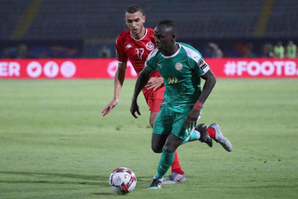 đội tuyển bóng đá Algeria, đội tuyển bóng đá Senegal, Afcon 2019, Riyah Mahrez