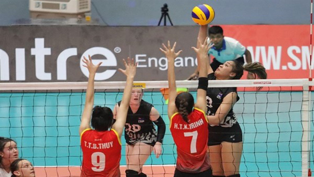 Asian tourney, women's U23 volleyball tourney, Hanoi, Dong Luc Cup, volleyball tournament, friendship and solidarity, round-robin format