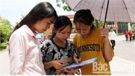 Sở Giáo dục và Đào tạo Bắc Giang công bố kết quả xét tốt nghiệp sơ bộ trước ngày 18-7