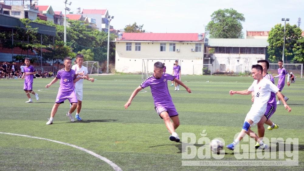 Bắc Giang, giải bóng đá U17, Cúp Truyền hình FPT năm 2019