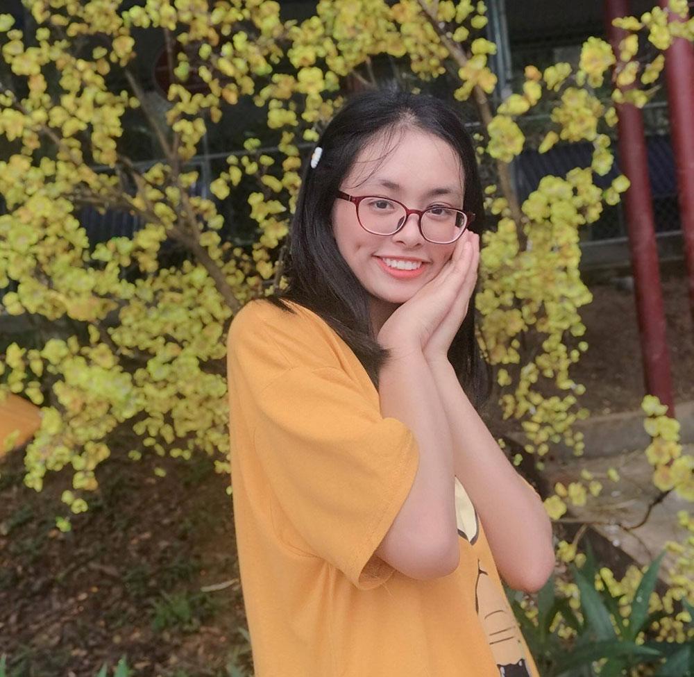 Nữ sinh Hà Nội, có điểm thi khối D, cao nhất cả nước, Nữ sinh Nguyễn Thị Trà My