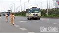 Bắc Giang: Ngày đầu ra quân kiểm soát ô tô, xe máy, xử lý 144 trường hợp vi phạm ATGT