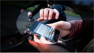 Bắt đối tượng cướp giật điện thoại