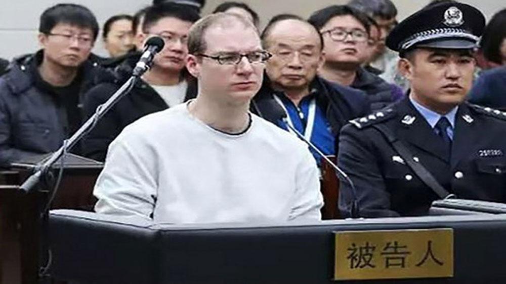Trung Quốc, thông báo, vụ bắt giữ công dân Canada