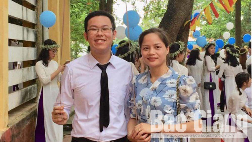 Thi THPT quốc gia 2019, tôt nghiệp, Bắc Giang, thí sinh, điểm cao, THPT Lục Nam, tỉnh Bắc Giang