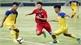 Việt Nam đấu Thái Lan ở giải U18 Đông Nam Á