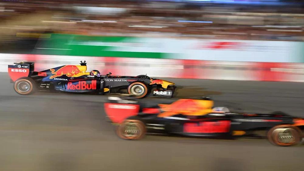 đua xe F1, vé xem đua xe F1, Formula 1 Vietnam Grand Prix, giải Công thức 1
