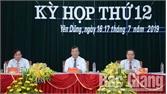 HĐND huyện Yên Dũng khai mạc kỳ họp thứ 12: Đánh giá sâu tình hình phát triển KT-XH