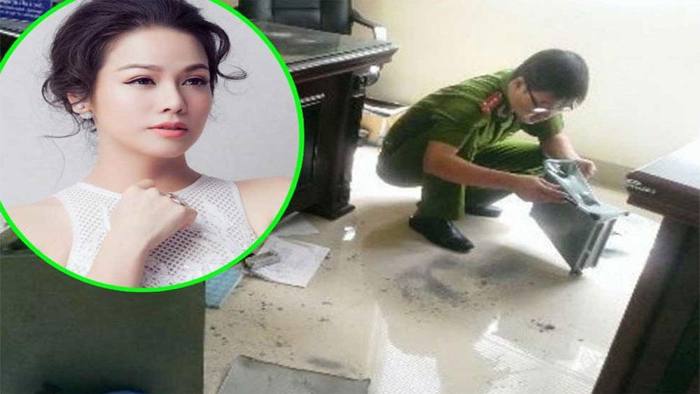 Nhà ca sĩ Nhật Kim Anh, bị trộm phá két, trộm 5 tỷ đồng