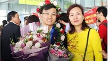 """Chủ nhân 2 Huy chương Bạc Olympic Vật lý Trịnh Duy Hiếu: """"Sẽ học bách khoa, trau dồi tiếng Anh"""""""