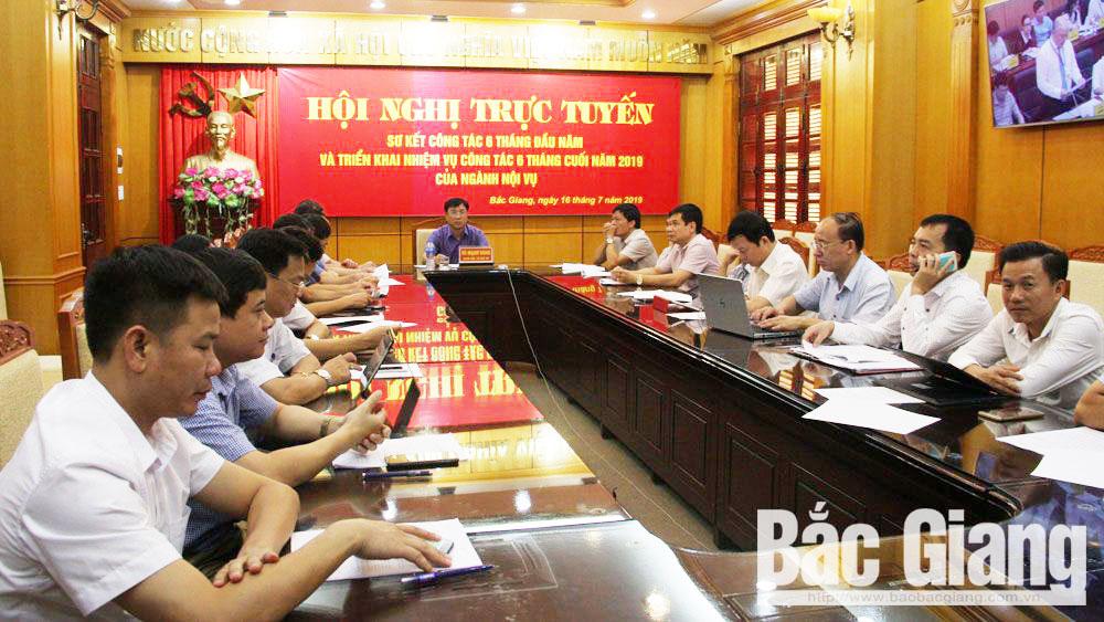 Bộ trưởng Bộ Nội vụ Lê Vĩnh Tân: Khẩn trương sắp xếp đơn vị hành chính cấp xã theo quy định