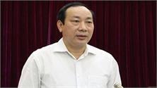 Cách chức Ủy viên Ban cán sự đảng đối với nguyên Thứ trưởng Nguyễn Hồng Trường