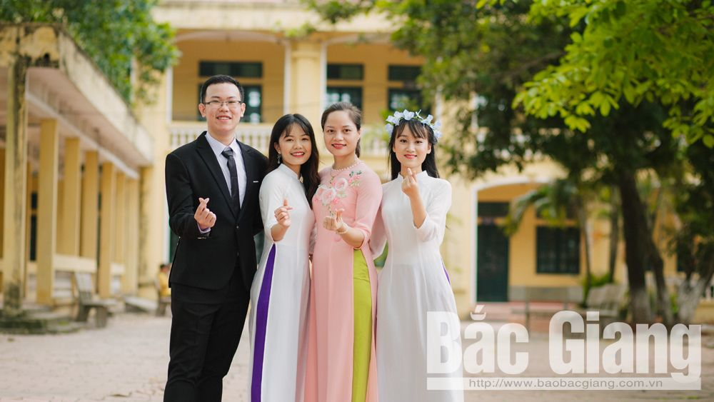 Excellent faces, national highschool graduation exam, Bac Giang province, Ministry of Education and  Training, outstanding achievements, perfect score, basic knowledge