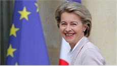 EC có nữ Chủ tịch đầu tiên