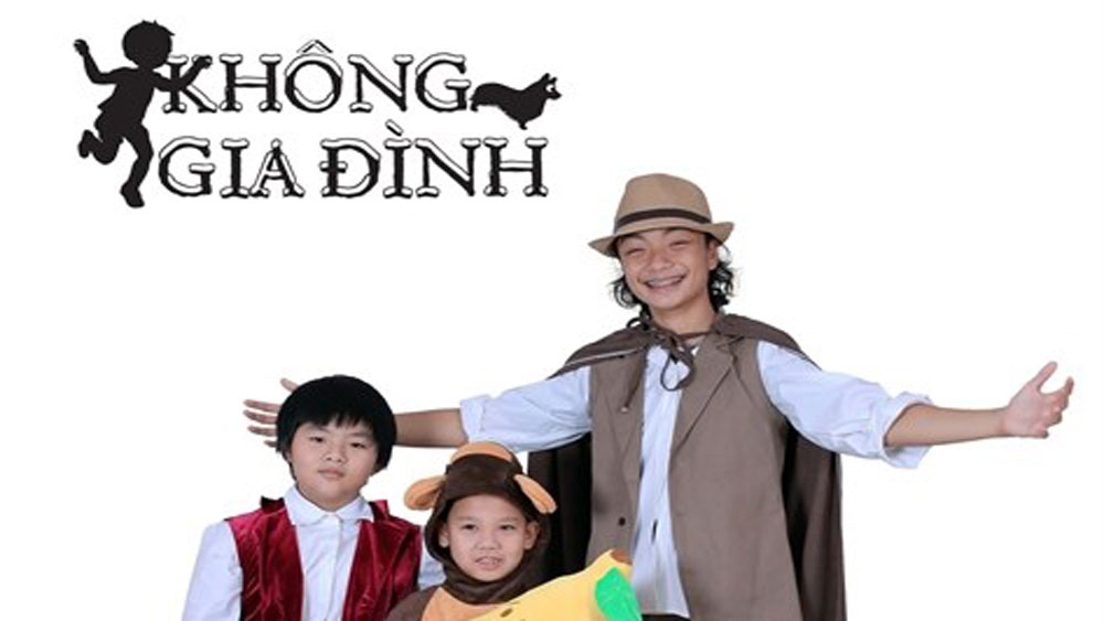 Musical Nobody's Boy to be staged in Hanoi