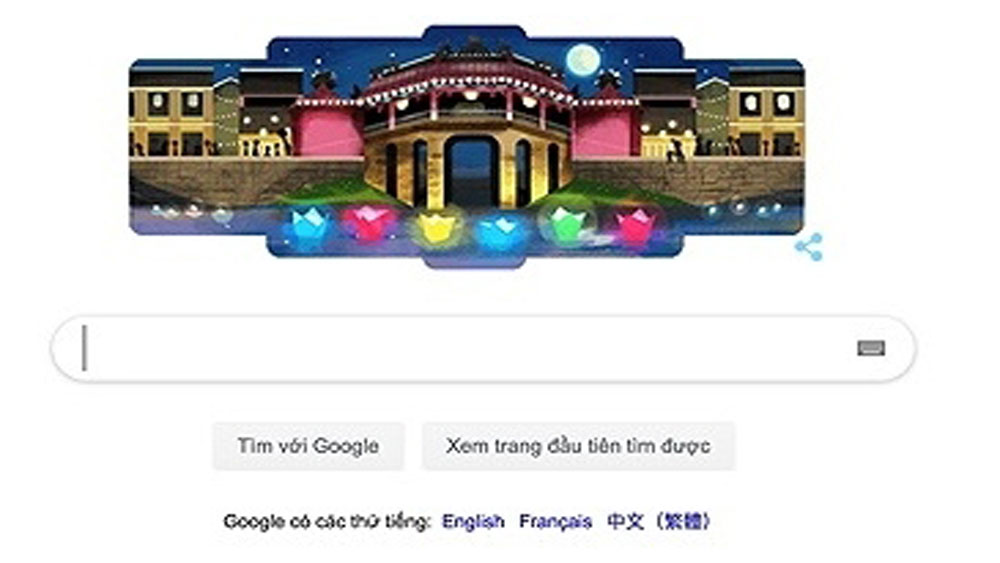 Google Doodles honours Hoi An ancient town