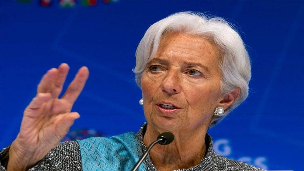 Tổng giám đốc Quỹ Tiền tệ Quốc tế, nộp đơn từ chức, bà Christine Lagarde
