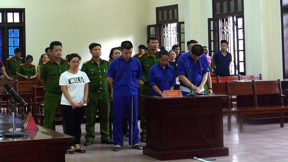 Tử hình, cựu trinh sát, đánh tráo hơn 5kg ma túy tang vật đem bán, bị cáo Phạm Quốc Việt, Phạm Đức Công, Bùi Công Danh, vụ đánh tráo ma túy ở Hài Phòng