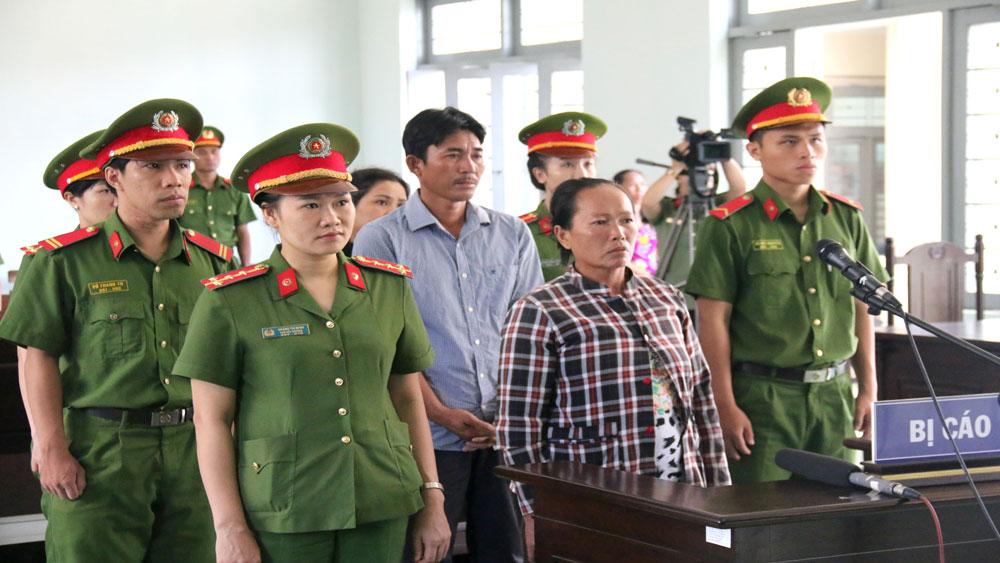 Tuyên phạt, y án sơ thẩm, 3 đối tượng gây rối trật tự công cộng tại Bình Thuận