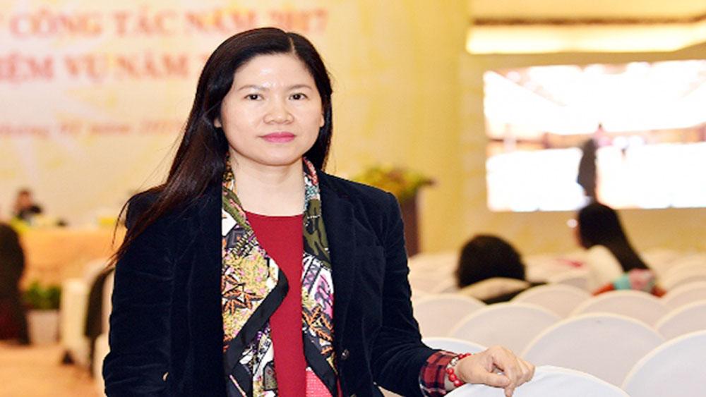 Bà Mai Thị Thu Vân, giữ chức, Phó chủ nhiệm Văn phòng Chính phủ