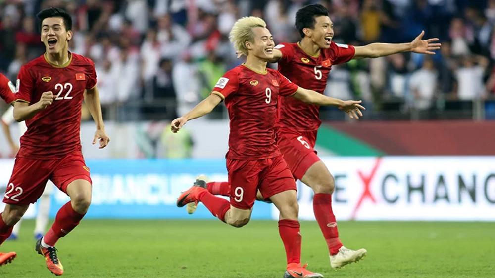 Việt Nam cùng bảng Thái Lan ở vòng loại World Cup 2022