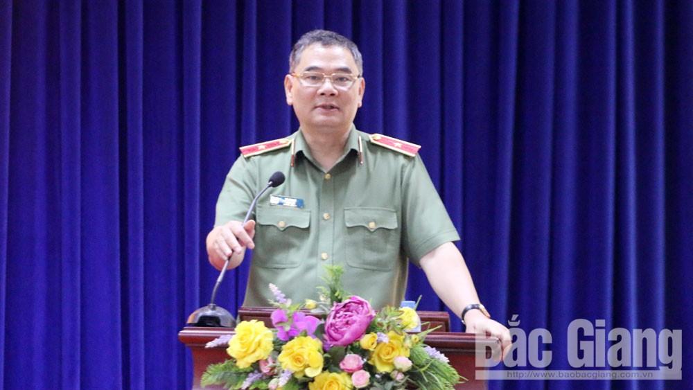 Ban chỉ đạo phòng chống tội phạm, Bắc Giang, Lê Ánh Dương