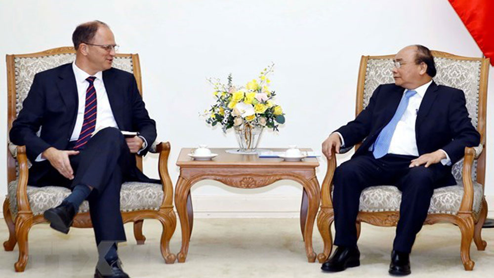 PM hopes for comprehensive cooperation with Germany