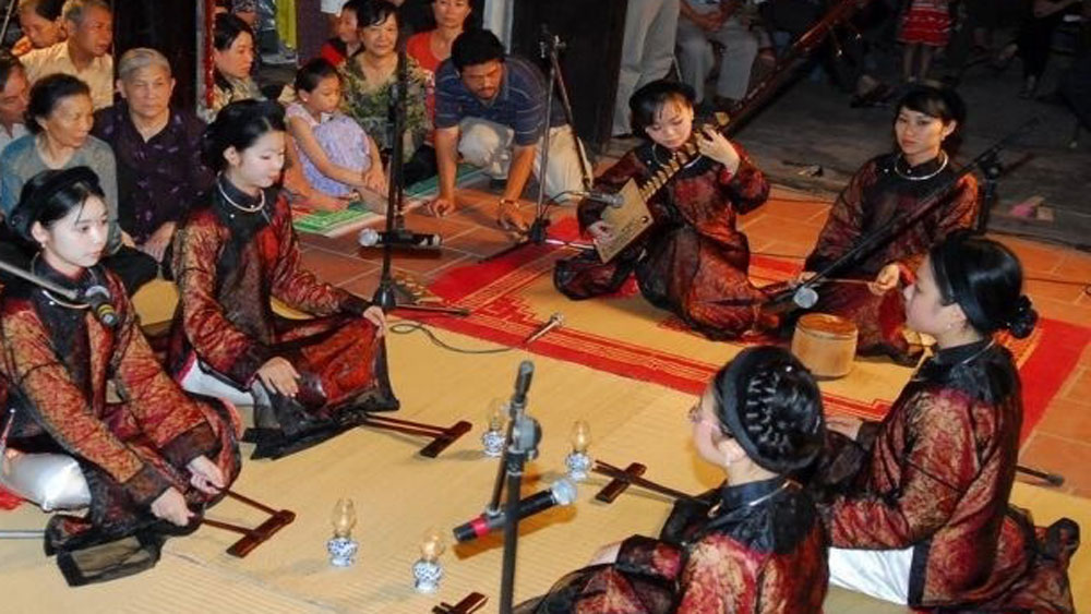 Experts want digital archive for ceremonial singing