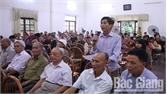 TP Bắc Giang giải quyết kiến nghị của cử tri: Nâng cao trách nhiệm người đứng đầu
