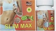 Thu hồi mỹ phẩm giảm béo Max Lipo Slimming ở Bắc Giang
