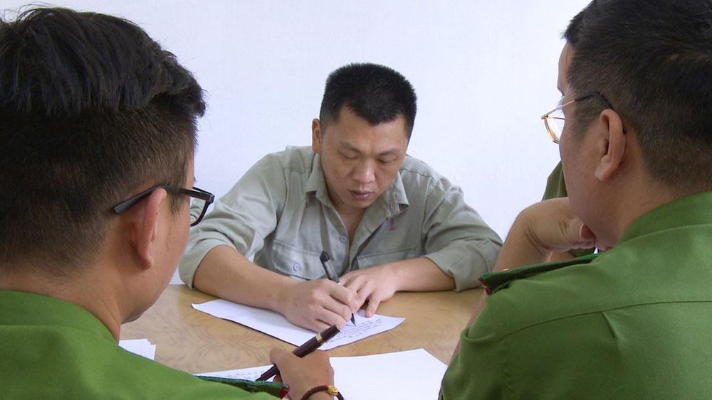Khởi tố, đối tượng người nước ngoài, hành vi lừa đảo chiếm đoạt tài sản, đối tượng Wei Hong Qiu