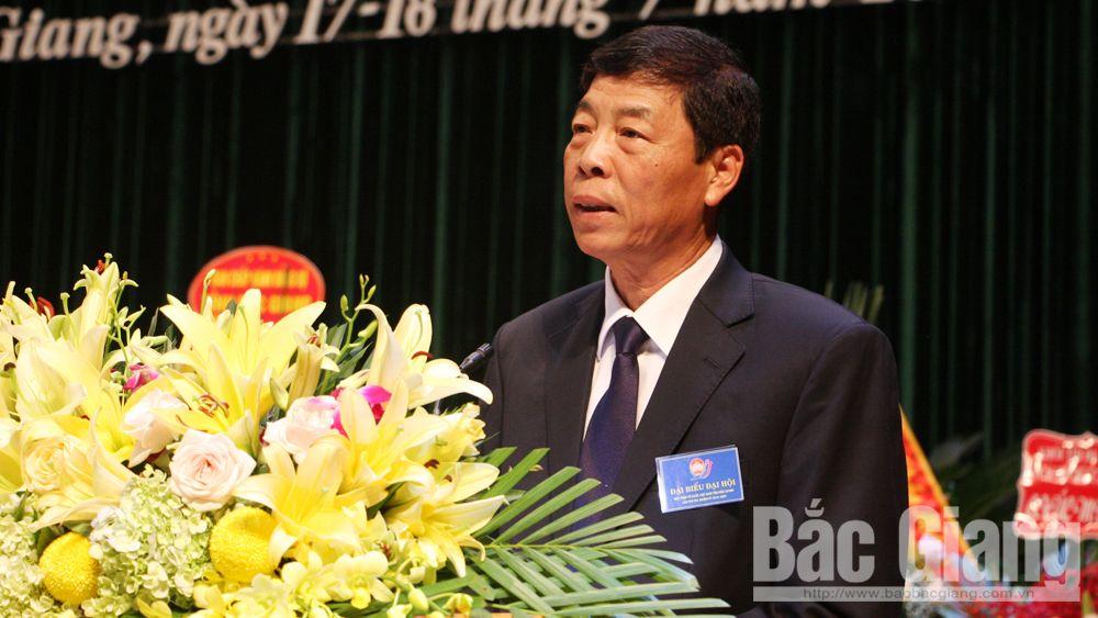 ảnh Bí thư, bài phát biểu, toàn văn, Đại hội MTTQ tỉnh Bắc Giang lần thứ XIV
