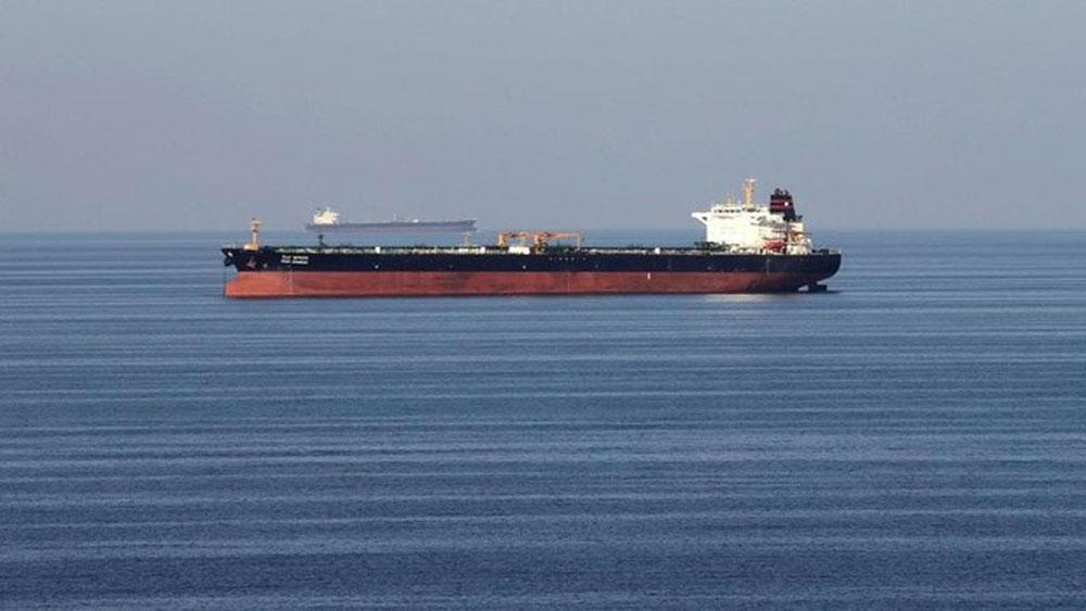 Iran, thông báo, bắt giữ tàu chở dầu nước ngoài, Vịnh Persian