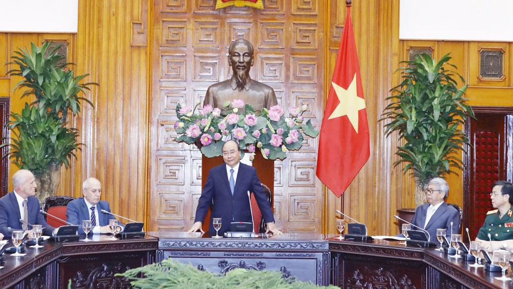 Thủ tướng, làm việc, Hội đồng Khoa học y tế, đánh giá trạng thái, thi hài Chủ tịch Hồ Chí Minh