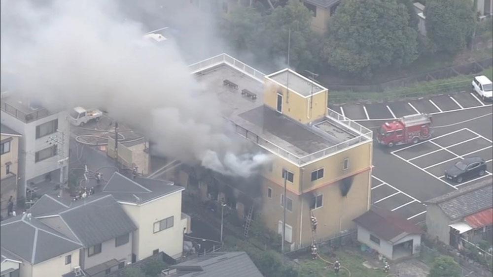 Phóng hỏa nghiêm trọng tại Nhật Bản, số người chết, tăng lên 25