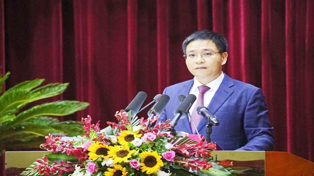 Ông Nguyễn Văn Thắng, giữ chức , Chủ tịch UBND tỉnh Quảng Ninh