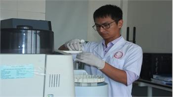 Anh Quách Văn Linh: Nhiều sáng kiến hữu ích về y tế