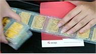 Vàng miếng SJC chạm mốc 40 triệu đồng