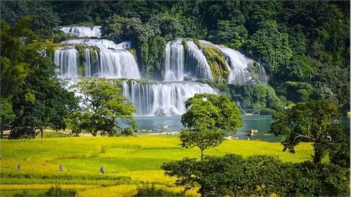 Vietnam's Cao Bang geopark among world's most beautiful