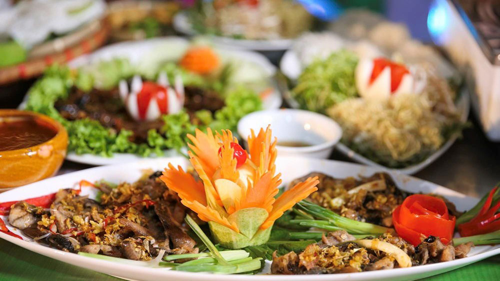 Nghe An province, eel dishes, Vietnam record, International Tourism Gastronomy Culture Festival, Vietnam Book of Records, gastronomic culture
