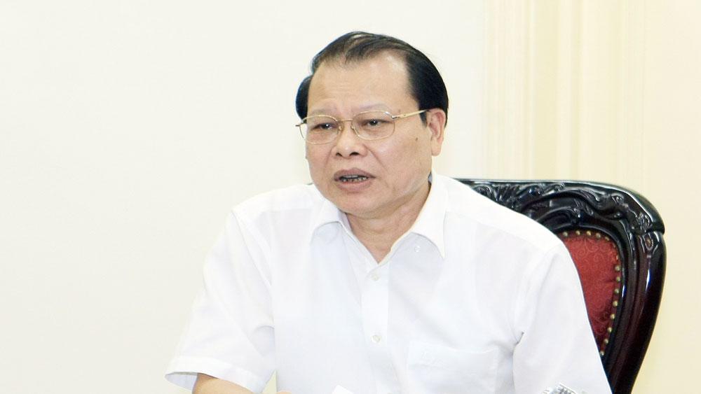 Bộ Chính trị, kỷ luật cảnh cáo đồng chí Vũ Văn Ninh, nguyên Phó Thủ tướng Chính phủ