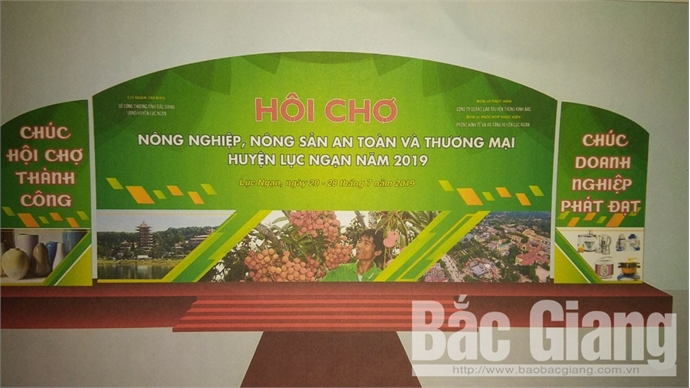 Luc Ngan's Agricultural Trade Fair to take place from 20 to 28 July