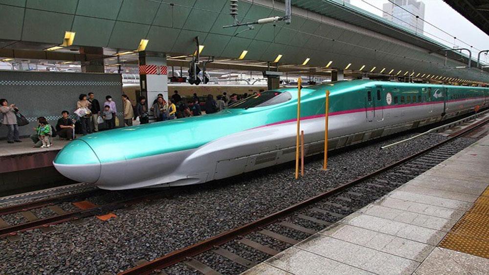 Đường sắt tốc độ cao bắc - nam, dự kiến, trình Quốc hội vào tháng 5-2020