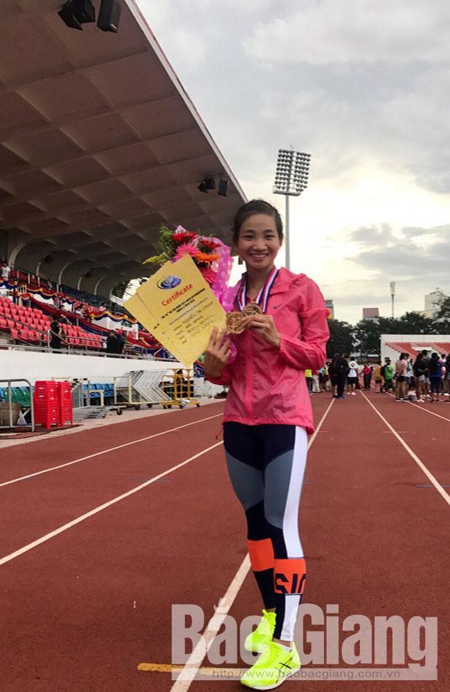 Nguyễn Thị Oanh, điền kinh, giành 2 HCV, mở rộng